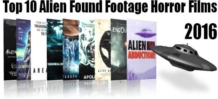 Poll - Found Footage Films - Found Footage Horror - Aliens