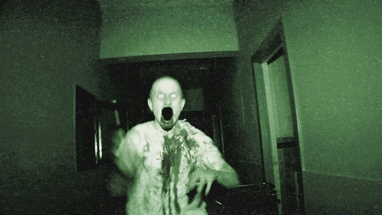 Grave Encounters 2 (2012) - Found Footage Films Movie Fanart (Found Footage Horror Movies)