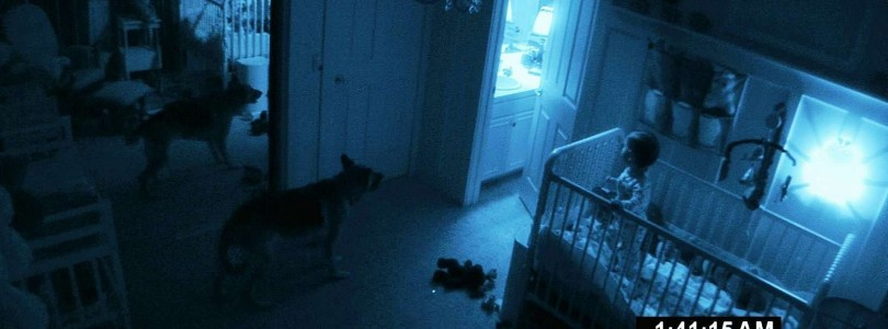 Paranormal Activity 2 (2010) - Found Footage Film Fanart
