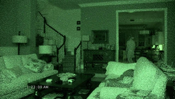 Paranormal Activity 4 (2012) - Found Footage Film Fanart