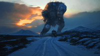 TrollHunter (2010) - Found Footage Film Fanart