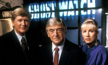 Ghostwatch (1992) - Found Footage Film Fanart (Found Footage Horror)