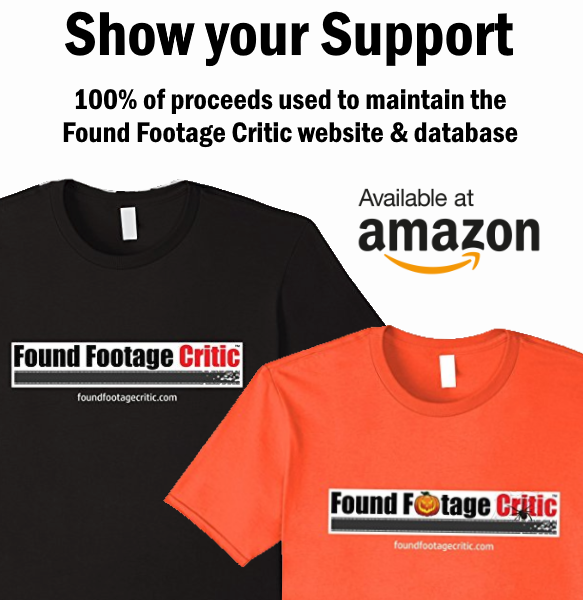 Promo - Found Footage Critic T-Shirts