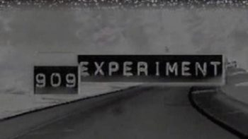 909 Experiment (2000) - Found Footage Films Movie Poster (Found footage Horror)