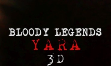 Bloody Legends: Yara (2015) - Found Footage Films Movie Poster (Found footage Horror)