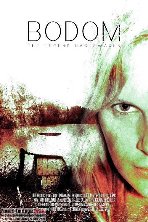 Bodom (2014) - Found Footage Films Movie Poster (Found footage Horror)