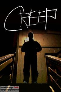 Creep (2014) - Found Footage Films Movie Poster (Found Footage Horror)
