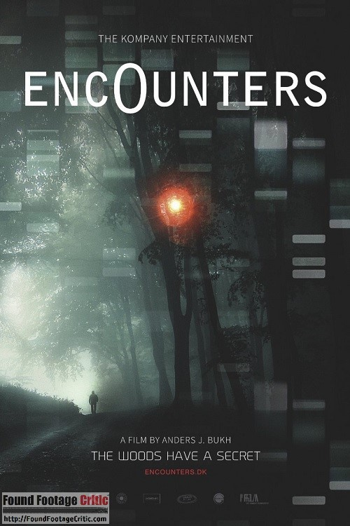 Encounters (2014) - Found Footage Films Movie Poster (Found Footage Horror)