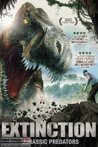 Extinction: Jurassic Predators (2014) - Found Footage Films Movie Poster (Found Footage Horror)