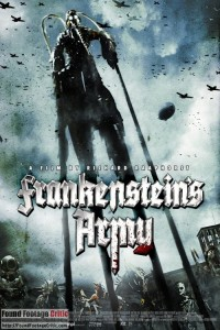 Frankenstein's Army (2013) - Found Footage Films Movie Poster (Found Footage Horror)