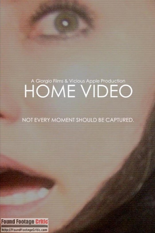 Home Video (2016) - Found Footage Film Movie Poster (Found Footage Horror)