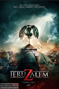 Jeruzalem (2015) - Found Footage Films Movie Poster (Found Footage Horror)