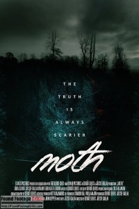 Moth (2016) - Found Footage Films Movie Poster (Found Footage Horror)