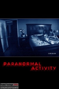 Paranormal Activity (2007) - Found Footage Films Movie Poster (Found Footage Horror movies)