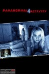 Paranormal Activity 4 (2012) - Found Footage Films Movie Poster (Found Footage Horror)