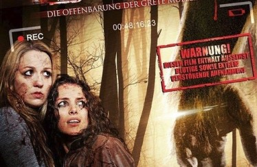 Raw 3: Die Offenbarung Der Grete Muller (2015) - Found Footage Films Movie Poster (Found Footage Horror)