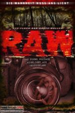 Raw: Der Fluch Der Grete Muller (2013) - Found Footage Films Movie Poster (Found Footage Horror)