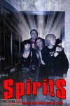 Spirits (2014) - Found Footage Film Movie Poster (Found Footage Horror)