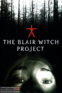 The Blair Witch Project (1999) - Found Footage Films Movie Poster (Found Footage Horror movies)