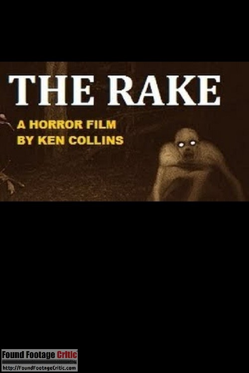 The Rake (2011) - Found Footage Films Movie Poster (Found Footage Horror)