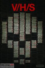 V/H/S (2012) - Found Footage Films Movie Poster (Found Footage Horror)