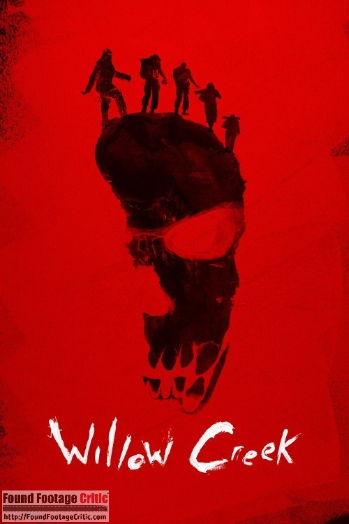 Willow Creek (2013) - Found Footage Films Movie Poster (Found Footage Horror)