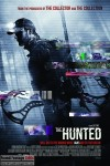 The Hunted (2013) - Found Footage Films Movie Poster (Found Footage Horror)