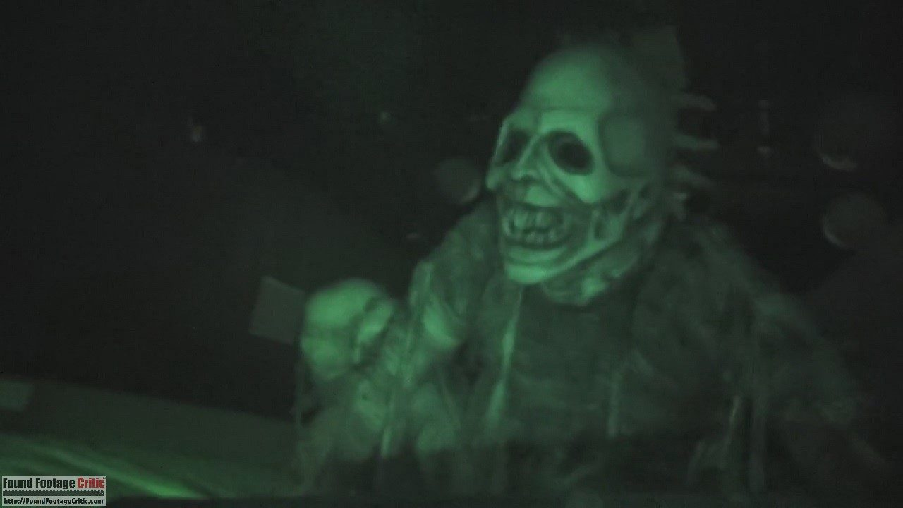 top films found footage critic