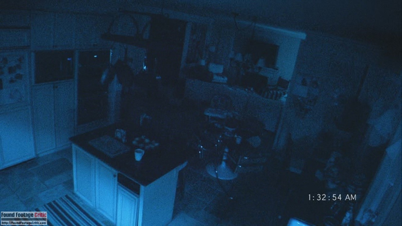 Paranormal Activity 2 (2010) - Found Footage Films Movie Fanart (Found Footage Horror)