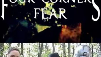 Four Corners of Fear (2013) - Found Footage Films Movie Poster (Found Footage Horror)
