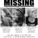 Haunted World of CW (2013) - Missing Person Poster