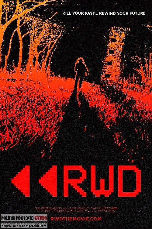 RWD (2015) - Found Footage Films Movie Poster (Found Footage Horror)