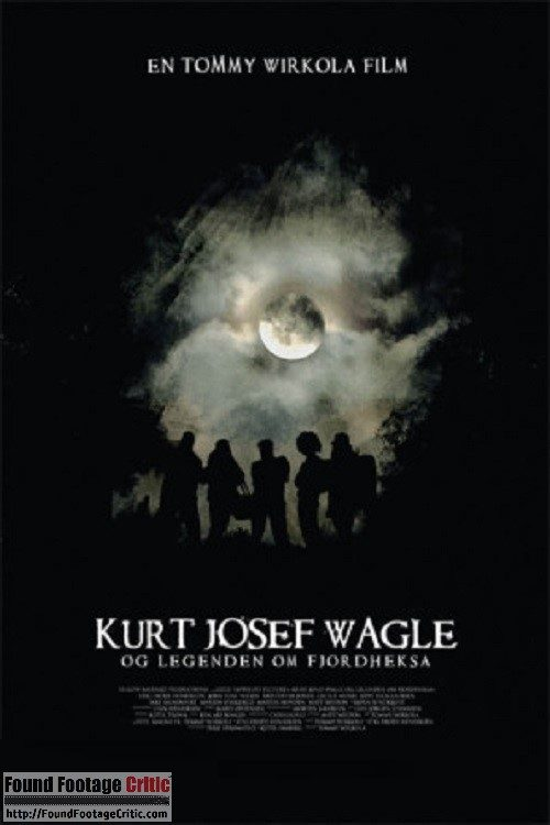 Kurt Josef Wagle Og Legenden Om Fjordheksa (2010) - Found Footage Films Movie Poster (Found Footage Horror)