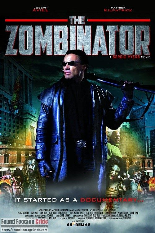 The Zombinator (2012) - Found Footage Films Movie Poster (Found Footage Horror)