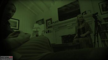 The Night Visitor (2013) - Found Footage Films Movie Fanart (Found Footage Horror)