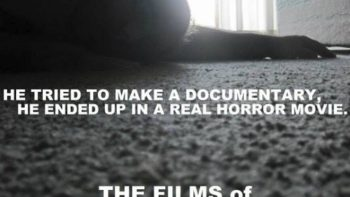 The Haunted Apartment (2014) - Found Footage Films Movie Poster (Found Footage Horror)