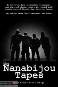 The Nanabijou Tapes (2014) - Found Footage Films Movie Poster (Found Footage Horror)