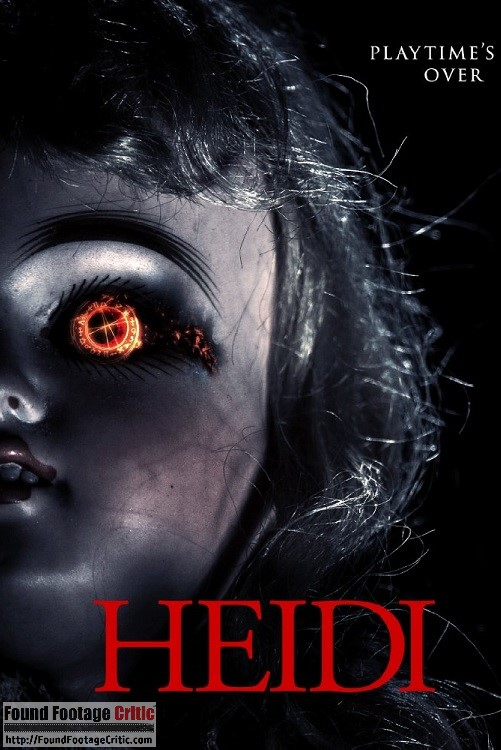 Heidi 2016 Review Found Footage Critic