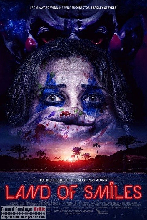 Land of Smiles (2017) - Found Footage Films Movie Poster (Found Footage Horror Movies)