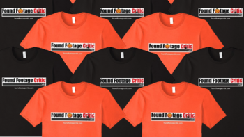Promo - Found Footage Critic - T-Shirt