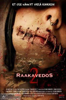 Raakavedos 2 (2017) Found Footage Films Movie Poster (Found Footage Horror Movies)