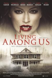 Living Among Us - Found Footage Films Movie Poster (Found Footage Horror Movies)