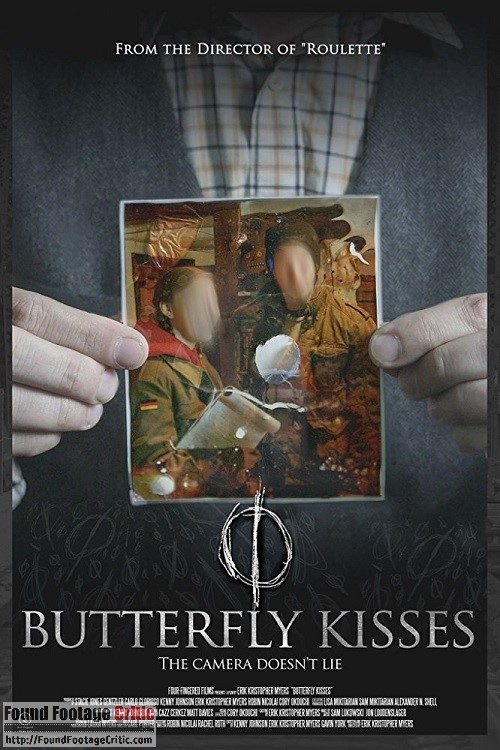 Butterfly Kisses (2017) - Found Footage Films Movie Poster (Found Footage Horror Movies)