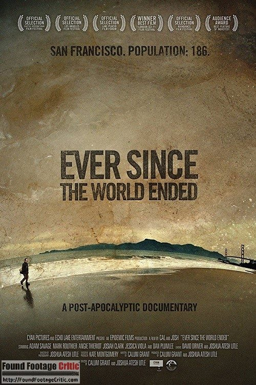 Ever Since the World Ended (2001) – Found Footage Movie Trailer