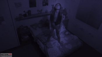 Night Visitor 2: Heather's Story (2016) - Found Footage Films Movie Fanart (Found Footage Horror Movies)