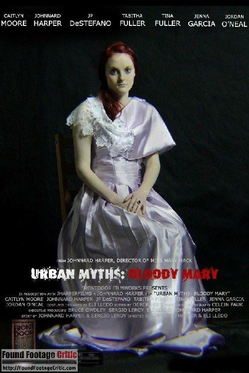 Urban Myths (2015) - Found Footage Films Movie Poster (Found Footage Horror Movies)
