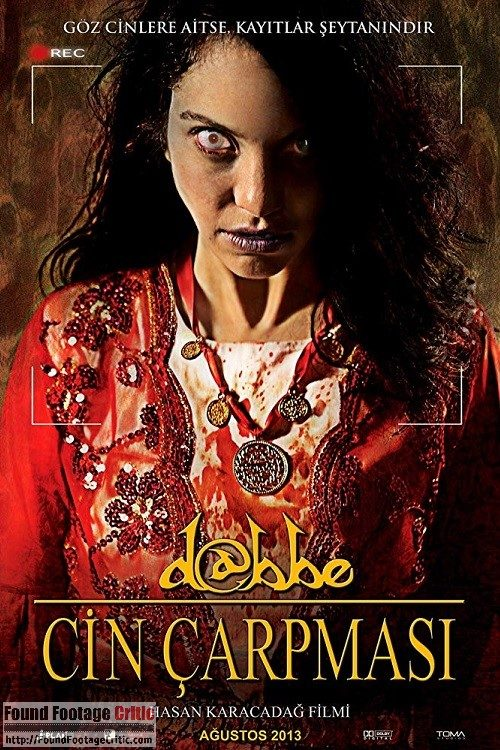 Dabbe: Curse of the Jinn (2013) - Found Footage Films Movie Poster (Found Footage Horror Movies)