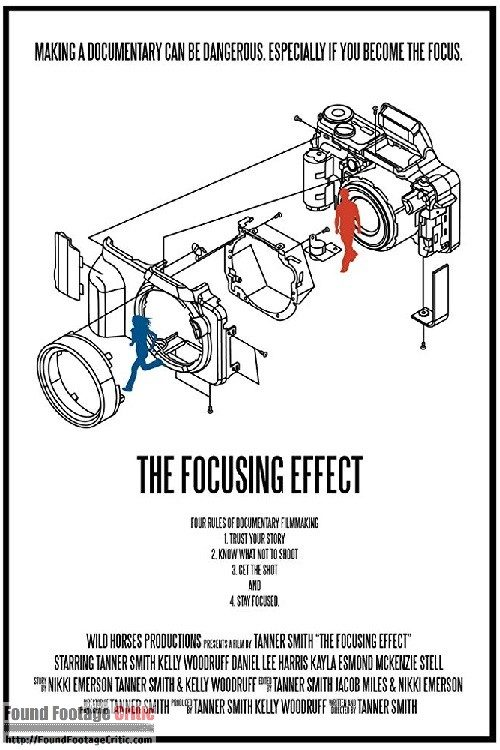 The Focusing Effect (2018) - Found Footage Films Movie Poster (Found Footage Horror Movies)