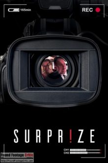 Surprise (2019) - Found Footage Films Movie Poster (Found Footage Horror Movies)
