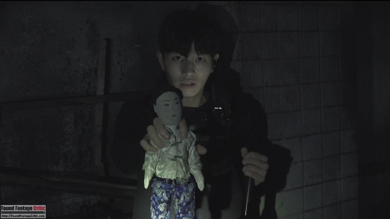 Gonjiam: Haunted Asylum (2018) - Found Footage Films Movie Fanart (Found Footage Horror Movies)